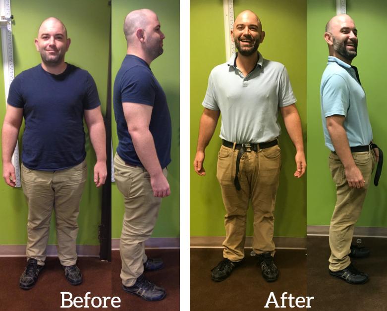 Before and After   Awaken180 Weightloss